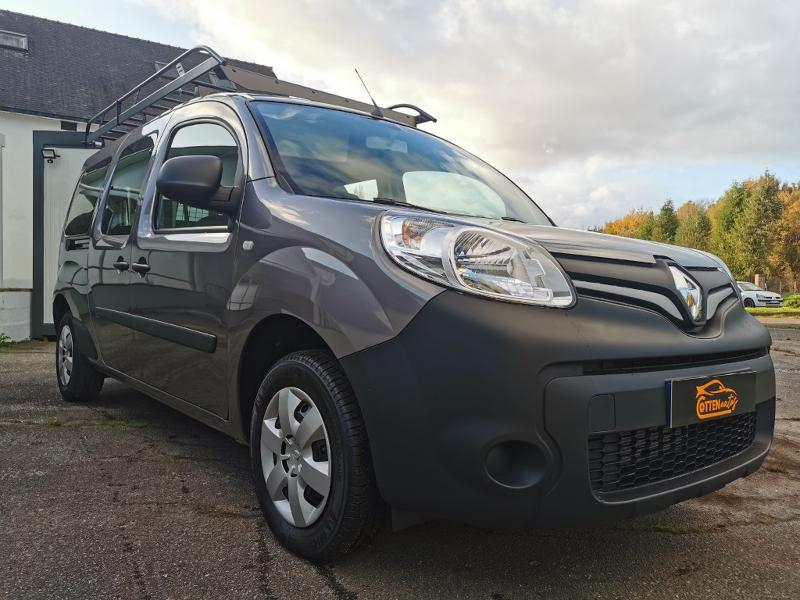 Renault Kangoo CABINE APPROFONDIE EXTRA R LINK DCI 115 Diesel GRIS CASSIOPEE Occasion à vendre